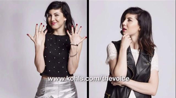 Kohl's TV Spot, 'The Voice Styling Sessions: The Look of Leather' - Thumbnail 9