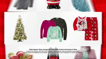 JCPenney Big Jingle Sale TV Spot, 'Jingle All the Way' - Thumbnail 4