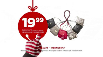 JCPenney Big Jingle Sale TV Spot, 'Jingle All the Way' - Thumbnail 6