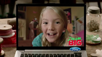 Ford Dream Big Sales Event TV Spot, 'Cool Features' - Thumbnail 1