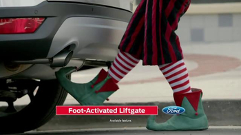 Ford Dream Big Sales Event TV Spot, 'Cool Features' - Thumbnail 3