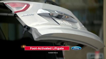 Ford Dream Big Sales Event TV Spot, 'Cool Features' - Thumbnail 4