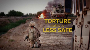 Human Rights First TV Spot, 'Torture Does Not Work' - Thumbnail 8