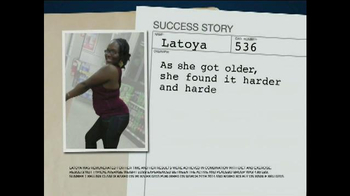 Lipozene TV Spot, 'Success Story: Latoya' - Thumbnail 1