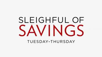 Kohl's TV Spot, 'Sleighful of Savings' - Thumbnail 7