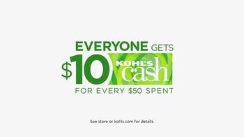Kohl's TV Spot, 'Sleighful of Savings' - Thumbnail 8