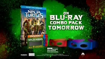 Teenage Mutant Ninja Turtles on Blu-ray Combo Pack TV Spot - Thumbnail 10