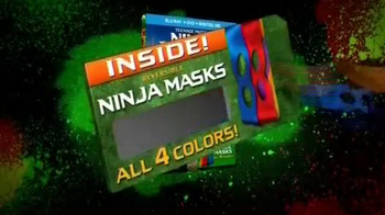 Teenage Mutant Ninja Turtles on Blu-ray Combo Pack TV Spot - Thumbnail 9