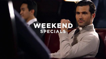 Men's Wearhouse Weekend Specials TV Spot, 'Sweaters and More' - Thumbnail 2
