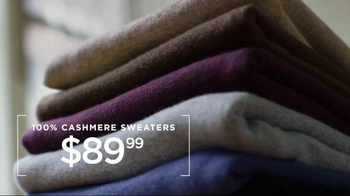 Men's Wearhouse Weekend Specials TV Spot, 'Sweaters and More' - Thumbnail 5