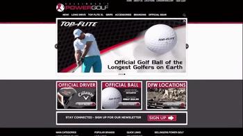 Sellinger's Golf TV Spot, 'Custom Clubs' - Thumbnail 1