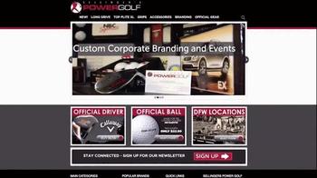 Sellinger's Golf TV Spot, 'Custom Clubs' - Thumbnail 2