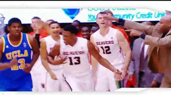 PAC-12 Conference Las Vegas Basketball Tournament TV Spot - Thumbnail 2