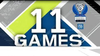 PAC-12 Conference Las Vegas Basketball Tournament TV Spot - Thumbnail 6