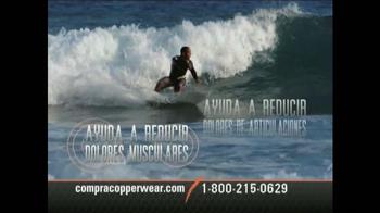CopperWear TV Spot, 'Trabajas Duro' [Spanish] - Thumbnail 3