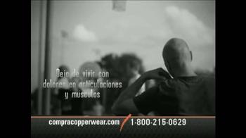 CopperWear TV Spot, 'Trabajas Duro' [Spanish] - Thumbnail 7