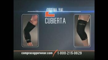 CopperWear TV Spot, 'Trabajas Duro' [Spanish] - Thumbnail 8
