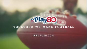 NFLPA TV Spot, 'Play Everyday' - Thumbnail 10
