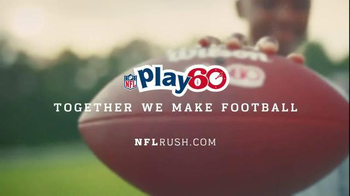 NFLPA TV Spot, 'Play Everyday' - Thumbnail 9