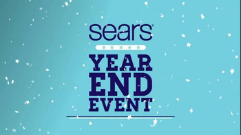 Sears Year End Event TV Spot, 'Welcome Bigger Savings' - Thumbnail 4