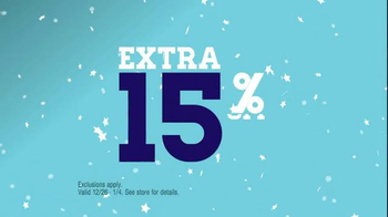 Sears Year End Event TV Spot, 'Welcome Bigger Savings' - Thumbnail 5