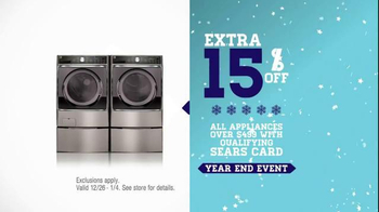 Sears Year End Event TV Spot, 'Welcome Bigger Savings' - Thumbnail 6