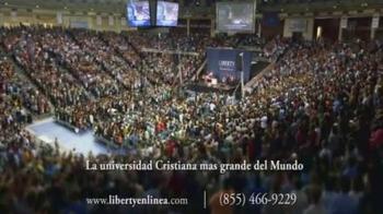 Liberty University TV Spot Con Jaci Velasquez [Spanish] - Thumbnail 6