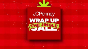 JCPenney Wrap Up the Jingle Sale TV Spot, 'Gifts for Everyone' - Thumbnail 1