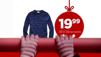 JCPenney Wrap Up the Jingle Sale TV Spot, 'Gifts for Everyone' - Thumbnail 9