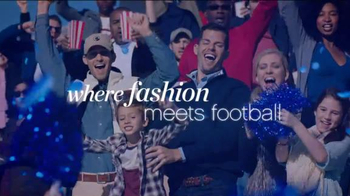 Belk TV Spot, \'Where Fashion Meets Football\'