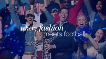 Belk TV Spot, 'Where Fashion Meets Football'