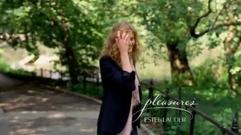 Estee Lauder Pleasures TV Spot, 'Walk in the Park' Song by Plain White T's - Thumbnail 2