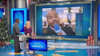 Walmart TV Spot, 'Traffic Update' Ft. Melissa Joan Hart, Anthony Anderson - 135 commercial airings