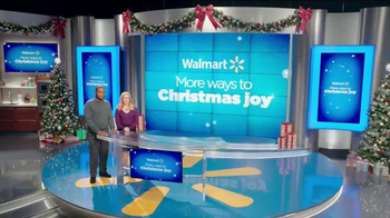 Walmart TV Spot, 'Traffic Update' Ft. Melissa Joan Hart, Anthony Anderson - Thumbnail 1