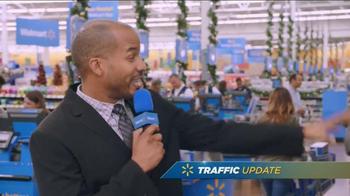 Walmart TV Spot, 'Traffic Update' Ft. Melissa Joan Hart, Anthony Anderson - Thumbnail 6
