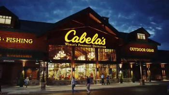 Cabela's Christmas Sale TV Spot, 'Cabela's Bucks' - Thumbnail 10