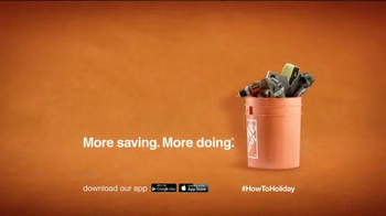 The Home Depot TV Spot, 'Days 'til Christmas' - Thumbnail 5