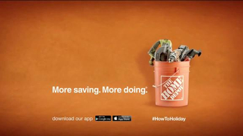 The Home Depot TV Spot, 'Days 'til Christmas' - Thumbnail 6