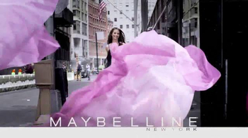 Maybelline New York Lash Sensational Mascara TV Spot, 'Full Fan Effect' - Thumbnail 4