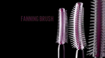 Maybelline New York Lash Sensational Mascara TV Spot, 'Full Fan Effect' - Thumbnail 5