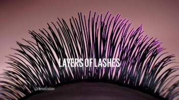 Maybelline New York Lash Sensational Mascara TV Spot, 'Full Fan Effect' - Thumbnail 7