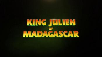 Netflix TV Spot, 'All Hail King Julien' - Thumbnail 2