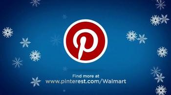 Walmart Gift Card TV Spot, 'Pinterest' - Thumbnail 7
