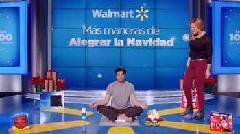 Walmart TV Spot, '¡Relájate!' Con Eugenio Derbez [Spanish] - 173 commercial airings