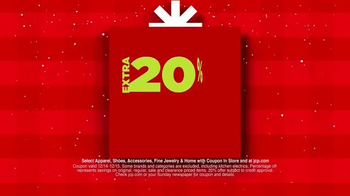 JCPenny Great Big Christmas Sale TV Spot, 'Big Buys' - Thumbnail 2