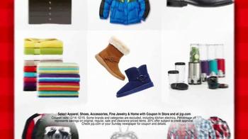 JCPenny Great Big Christmas Sale TV Spot, 'Big Buys' - Thumbnail 4