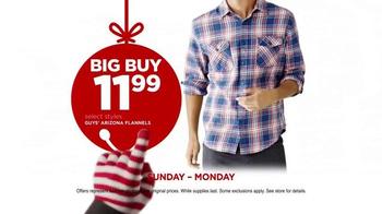 JCPenny Great Big Christmas Sale TV Spot, 'Big Buys' - Thumbnail 6