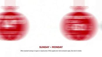 JCPenny Great Big Christmas Sale TV Spot, 'Big Buys' - Thumbnail 7