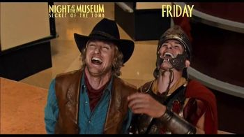 Night at the Museum: Secret of the Tomb - Alternate Trailer 25