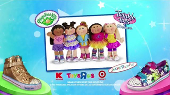 Twinkle Toes Cabbage Patch Kids TV Spot, 'Twinkle Your World' - Thumbnail 10